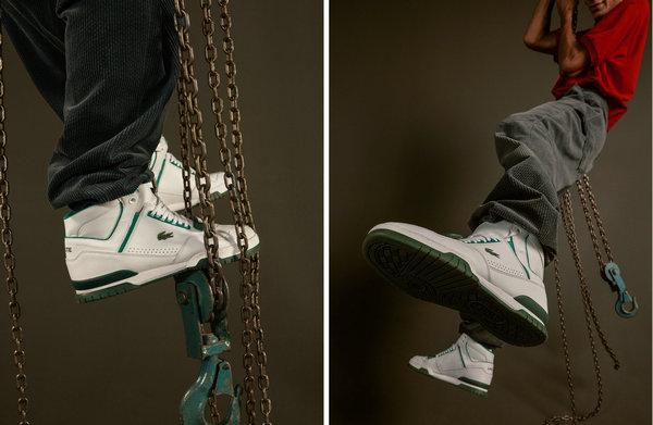 """LACOSTE 经典运动鞋款""""Missouri M85""""上架发售~"""