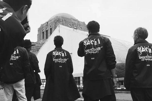 Sacai 一个风格独特的日本小众时装品牌