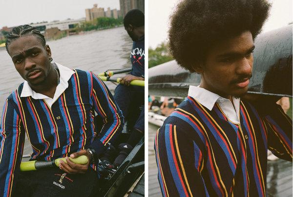 NOAH x Rowing Blazers 全新联名系列上架发售