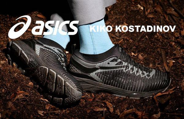 Kiko Kostadinov x ASICS 全新联名鞋款发售在即~