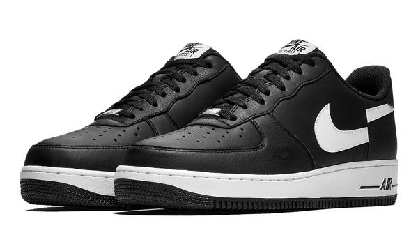 Supreme x CdG SHIRT x Nike Air Force 1 三方联名鞋款官图释出~