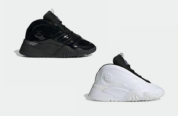 亚历山大·王 x adidas 2018 联名 Turnout Bball 鞋款即将发售