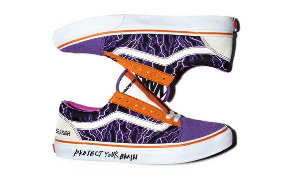 Vans x mindseeker 全新联名 Old Skool 鞋款发售在即