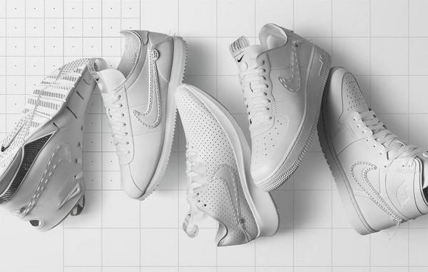 Nike 全新 Noise Cancelling 限定系列上架发售~