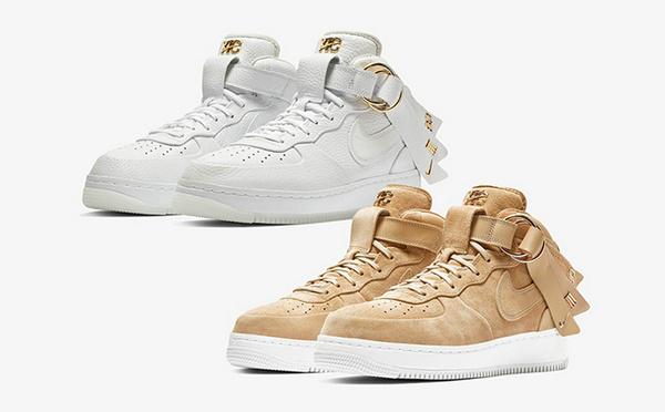 Victor Cruz x Air Force 1 Mid 联名鞋款亲友限定版即将市售