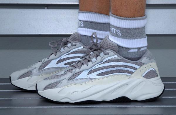 "Yeezy BOOST 700 V2 ""Static""鞋款国内发售日期确定!"