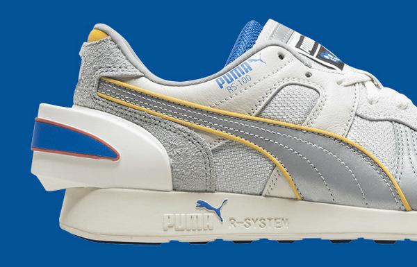 ADER ERROR x PUMA 联名鞋款全新配色上架发售