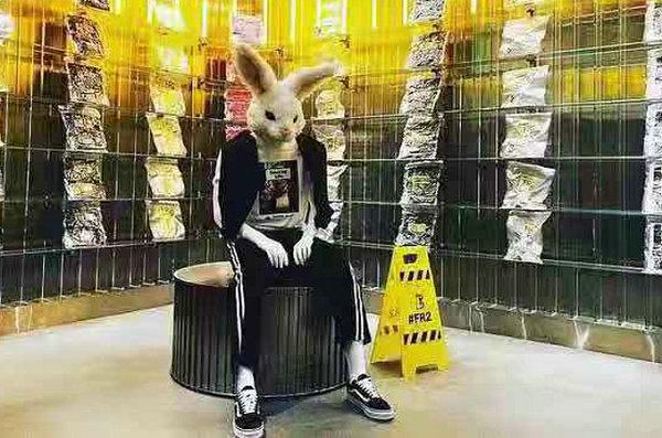 FR2 x POPCORN SUPPLY 2018 联名 Pop-Up 店进驻香港~