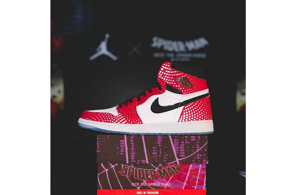 Jordan Brand x Spider-man 联名AJ1鞋款-2.jpg