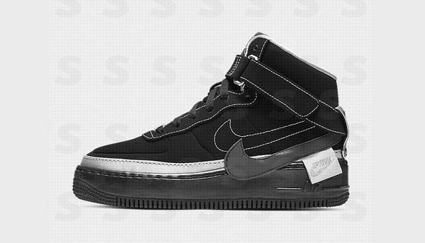 玫瑰再现!Rox Brown x Nike Air Force 1 全新联名鞋款曝光~