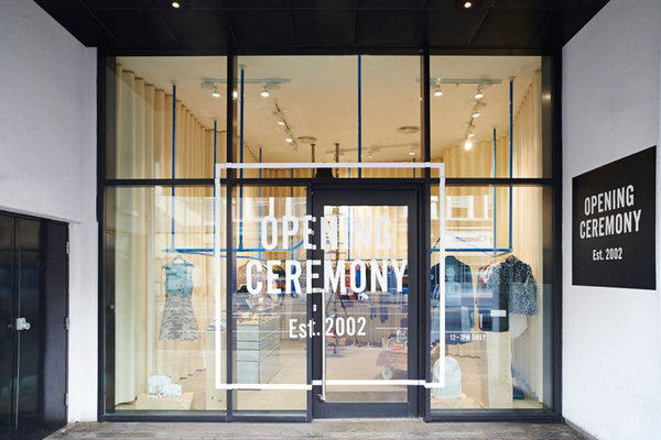 Opening Ceremony 潮流集合店演变而来的纽约潮牌