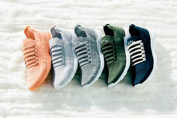 APL x The Woolmark Company 全新联名运动鞋款上架发售