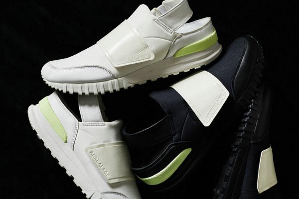 Onitsuka Tiger x ANREALAGE 全新联名运动鞋上架发售~