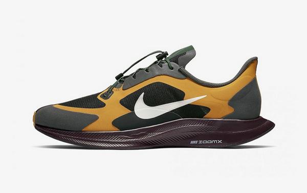 GYAKUSOU x Nike Zoom Pegasus 35 Turbo 全新联名鞋款曝光!