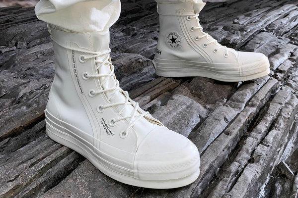 Yoon 首曝 AMBUSH x Converse 全新联名 Chuck Taylor 鞋款!