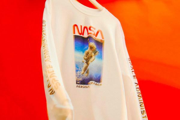 太空总署又来了!PacSun x NASA 全新联名别注系列上架发售!