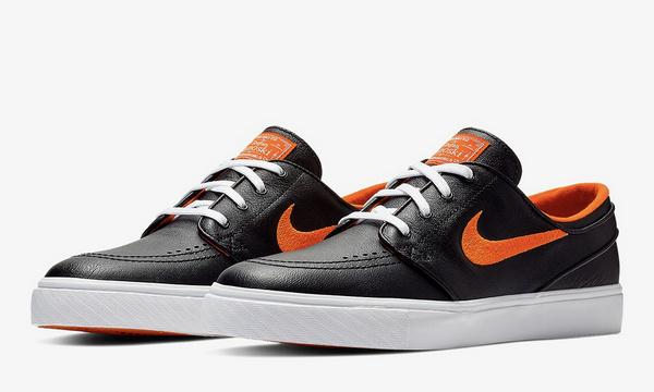 球队配色,NBA x Nike SB 全新联名 Janoski 鞋款即将发售~