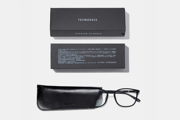 FUJIWARA&CO. x 金子眼镜全新联名系列 THE CONVENI 独家贩卖~
