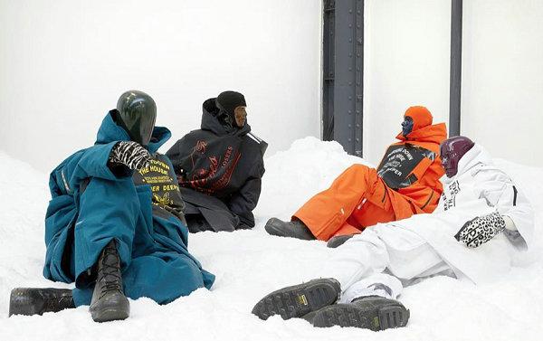多彩滑雪服?Raf Simons x Templa 2019 冬季联名系列曝光~