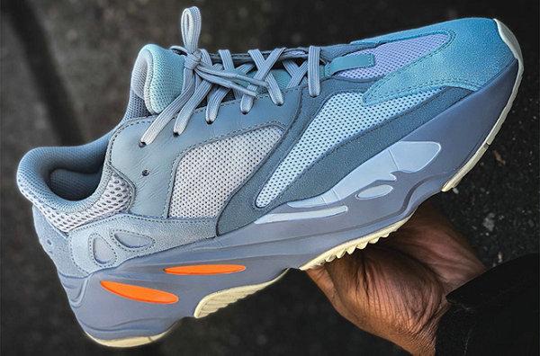 """实物图释出!adidas YEEZY 700 鞋款""""Inertia""""配色版本来袭"""