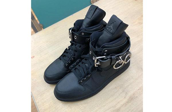 川久保玲 CDG x Nike Air Jordan I 2019 联名鞋款系列抢先预览~