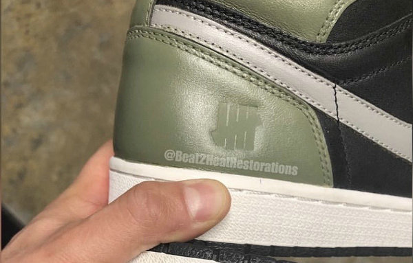 UNDEFEATED x Air Jordan 1 联名鞋款-1.jpg