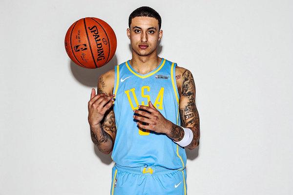 库兹马勇夺 MVP!2019 NBA 全明星周末新秀赛美国联队战胜世界联队