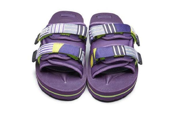 非对称设计!SUICOKE 2019 北美网站独家限定凉鞋系列上架