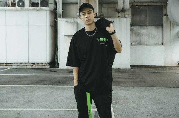超越自我主题,周柏豪潮牌 XPX 2019 春夏系列 Lookbook 赏析