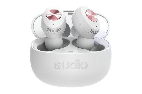 极简美学!SUDIO 石墨烯驱动蓝牙 5.0 真无线耳机上架发售~