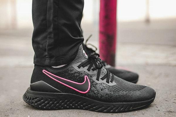 Paris Saint-Germain x Nike 2019 全新联乘设计鞋款曝光~