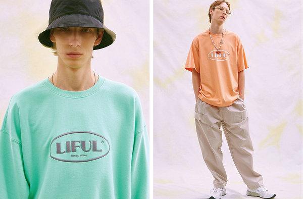 海滩旅行范!韩国街牌 LIFUL 2019 夏季系列 Lookbook 发布~