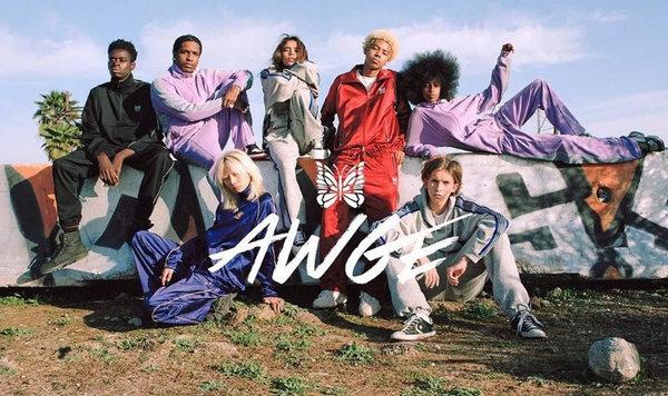 NEEDLES x AWGE 全新联乘系列发售,A$AP Rocky 先行上身演绎!