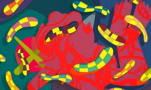 KAWS 全新「KAWS: ALONE AGAIN」艺术展即将开展,各种艺术品汇聚一堂!