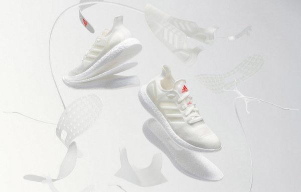 adidas 全新 Futurecraft.Loop 环保跑鞋发布,可循环材质加持~