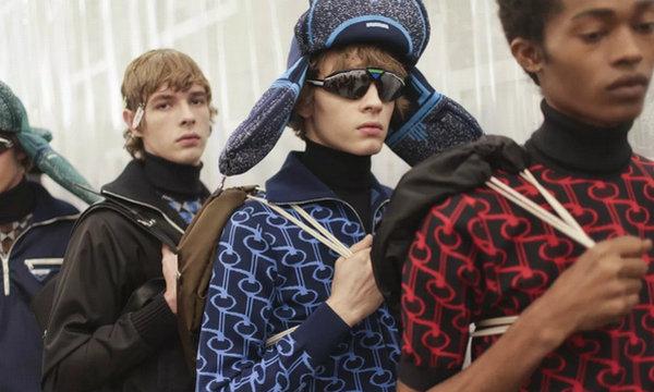 Prada 2020 春夏男装系列时装秀将于上海举办,加深与中国之间的联系!