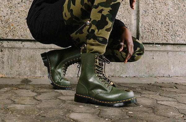 马丁靴品牌有哪些?想时尚潮流,这几个品牌值得关注!