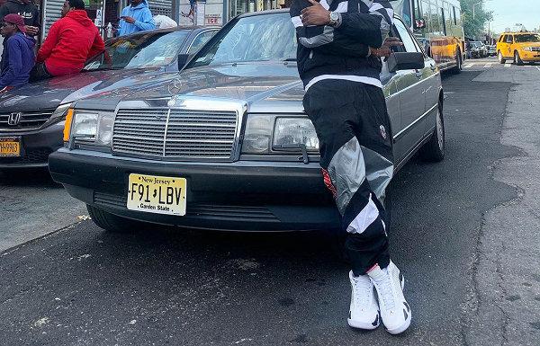 美潮 Supreme x Air Jordan 14 联名白色鞋款上脚图曝光,真香警告!