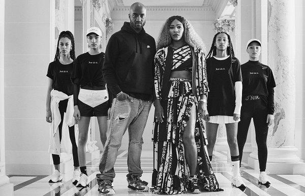 Off-White x Nike 2019 联名斗篷夹克曝光,Virgil 为小威量身定制