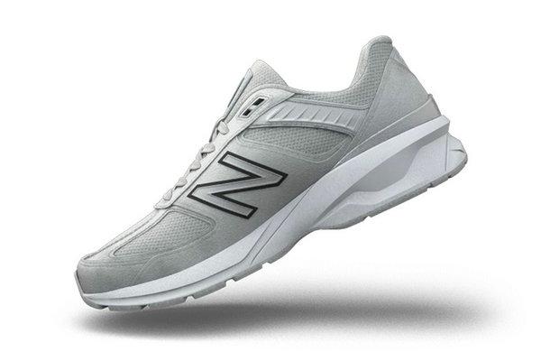 新百伦990v5鞋款全新NB1客制服务正式开启,发挥你的想象力