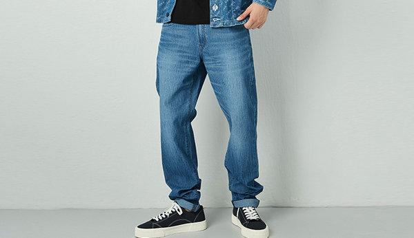 EDWIN 爱德恩全新安藤大师系列牛仔裤发售,流行元素简易化