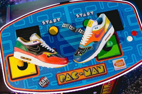 Air Max 1 鞋款游戏主题定制版释出,鸳鸯设计与拼色风格吸睛