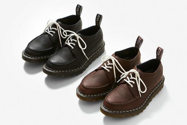 马丁博士 x nanamica 全新联名限量别注鞋款发售详情公布