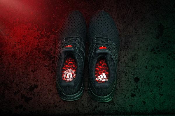 adidas x 曼联队全新联名系列发售详情正式公布,鞋款服饰一并登陆