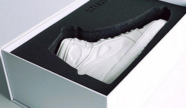 艺术家 Matthew Senna 打造 Air Jordan 1 鞋款雕塑即将开售!
