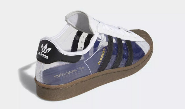 adidas Originals x Blondey McCoy 全新联名 Superstar 80s 鞋款释出