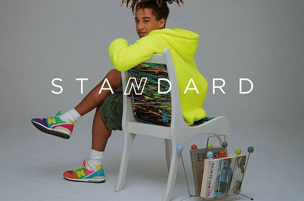 """新百伦日本携手 atmos、BEAMS 等 6 家单位打造""""Standard""""联名鞋款系列"""