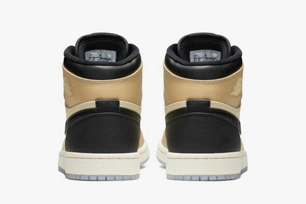 """Air Jordan 1 Mid 鞋款全新""""Fossil""""配色4.jpg"""