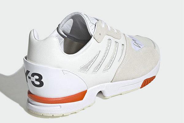 Y-3 2019 全新 ZX Run 鞋款发售在即,无法忽视的高级感~