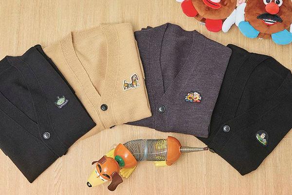 SPAO x 《玩具总动员4》全新联名系列服饰即将上架,萌趣无比